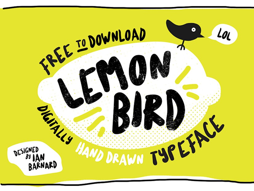 font-lemon-bird