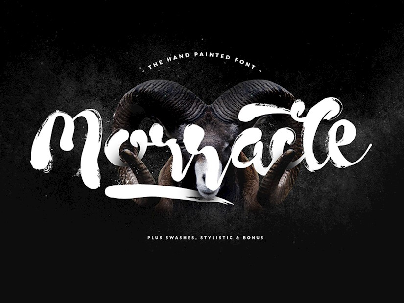 freebie-morracle-font