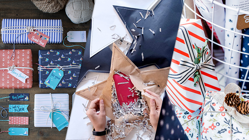 gift wrapping ideas featured