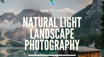 natural light photography cover