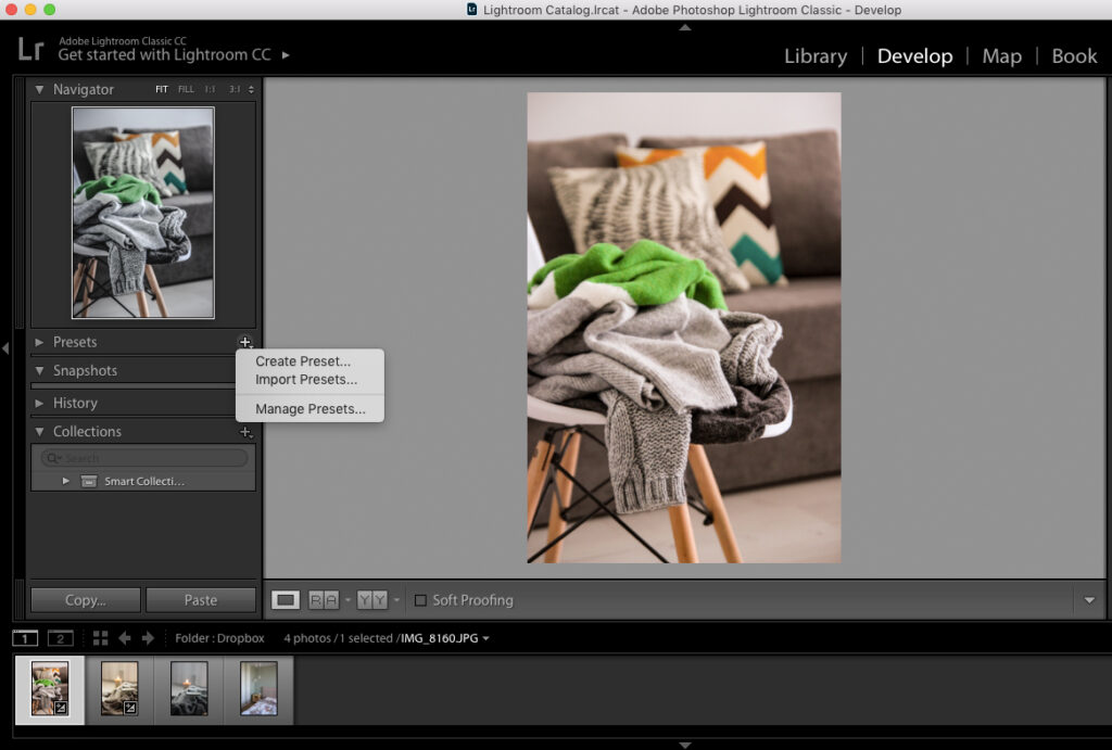7 how to install lightroom presets