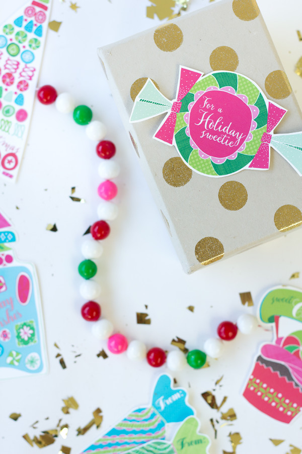 Free Printable Holiday Sweets Gift Tags3
