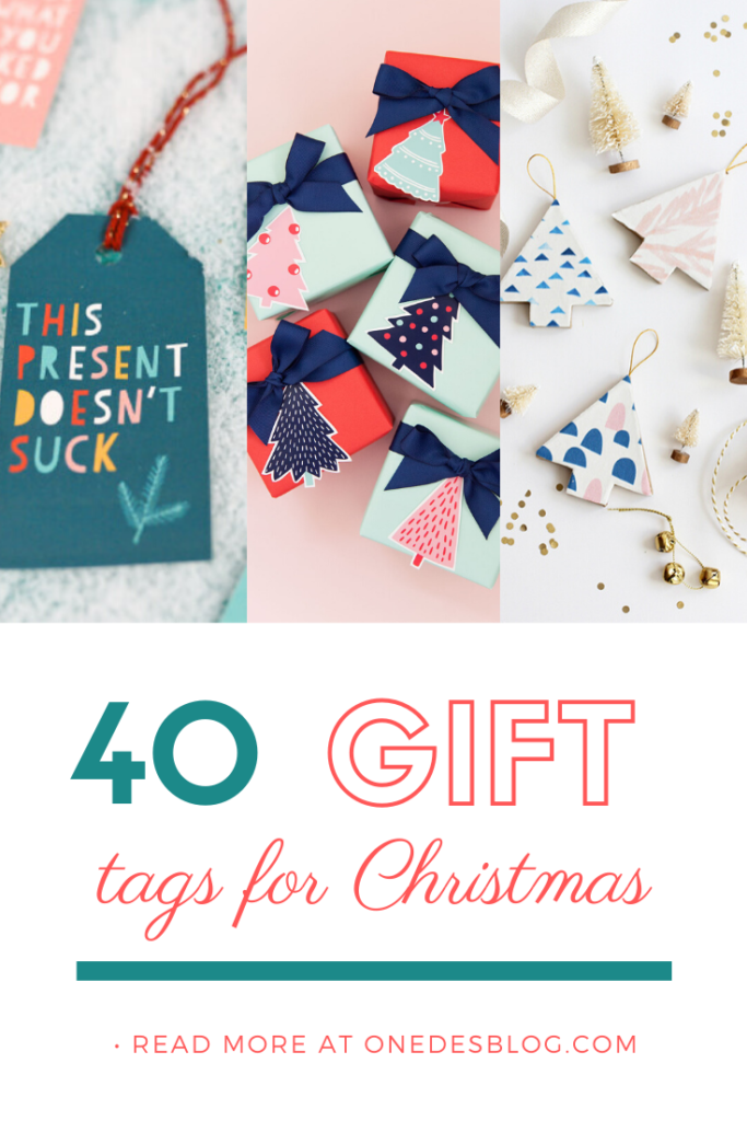 christmas gift tags cover pinterest
