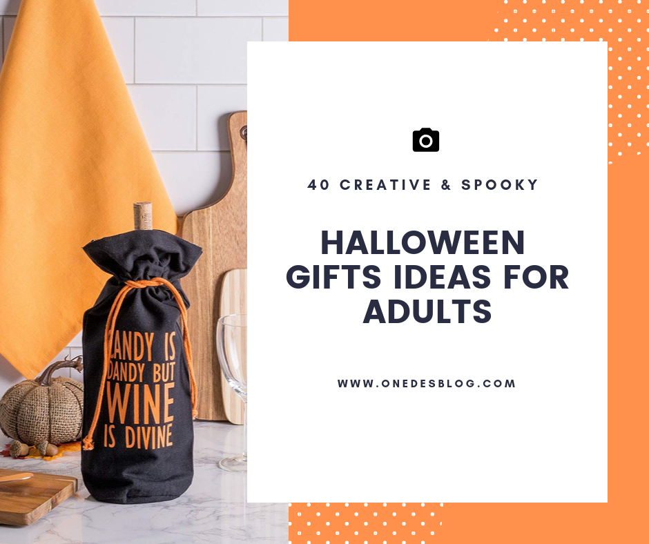 halloween gift ideas cover