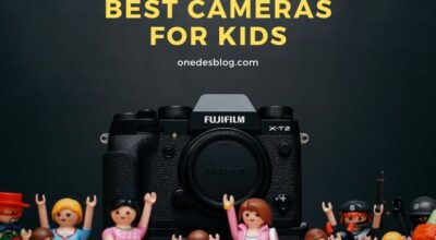 best cameras for kids cover