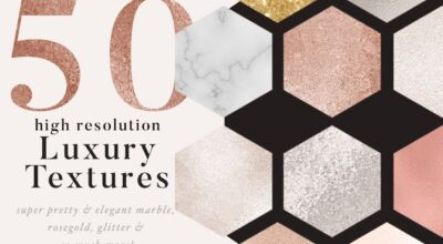 30 luxury gold marble textures