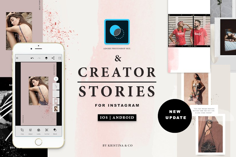 creator instagram stories for phone