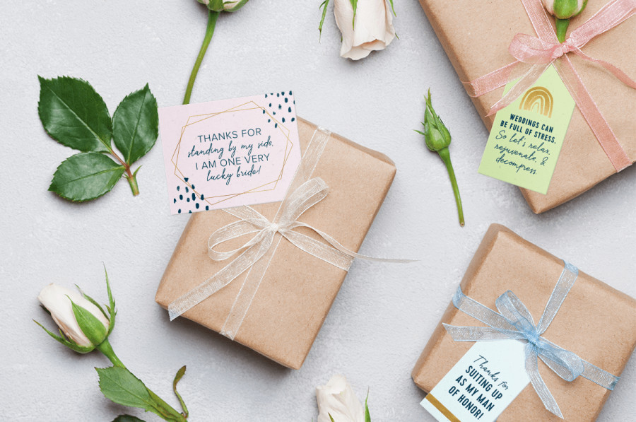 bridesmaid favor tags trio min