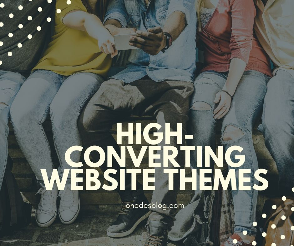 conversion-focused wordpress themes for adsense