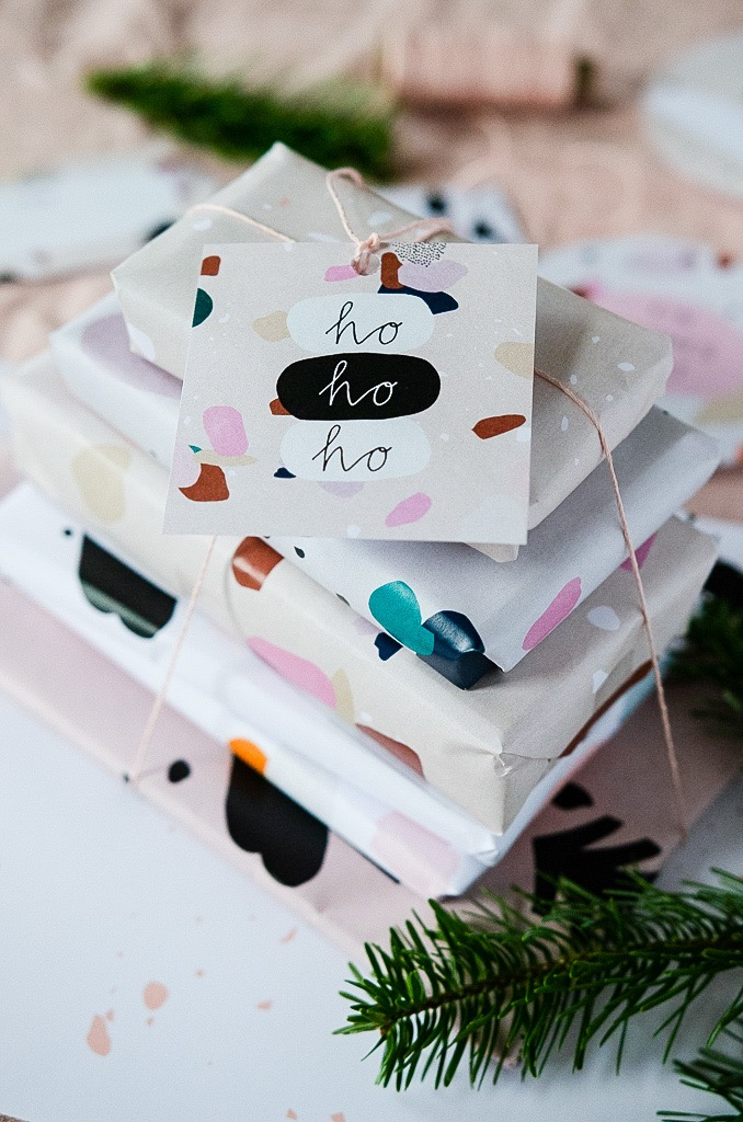 6 ho ho ho hooray free printable tag