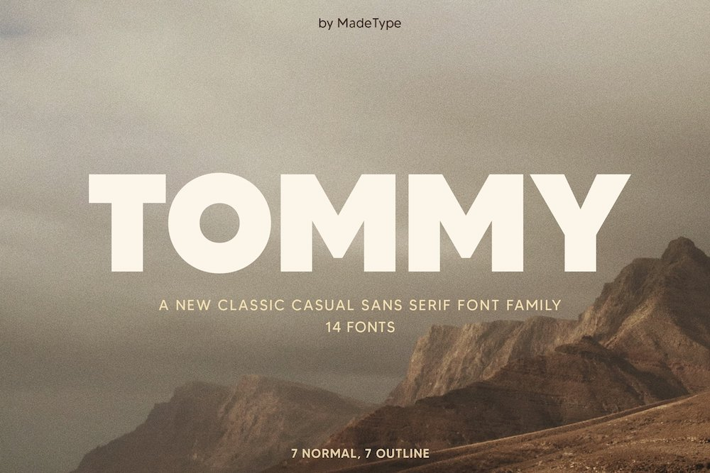 41 MADE TOMMY 60 Offont 1
