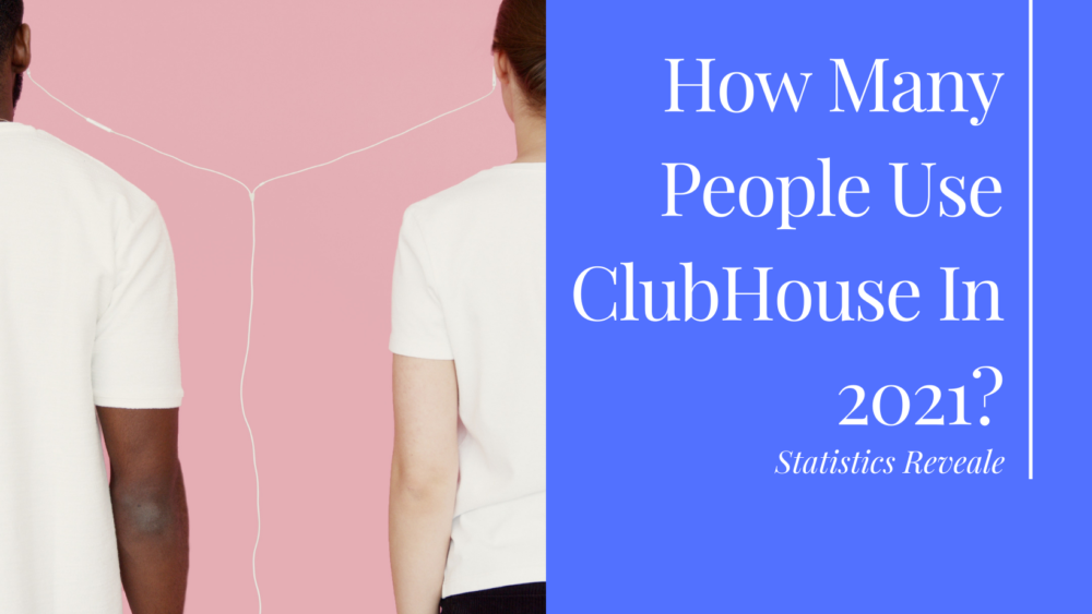 clubhouse users stats