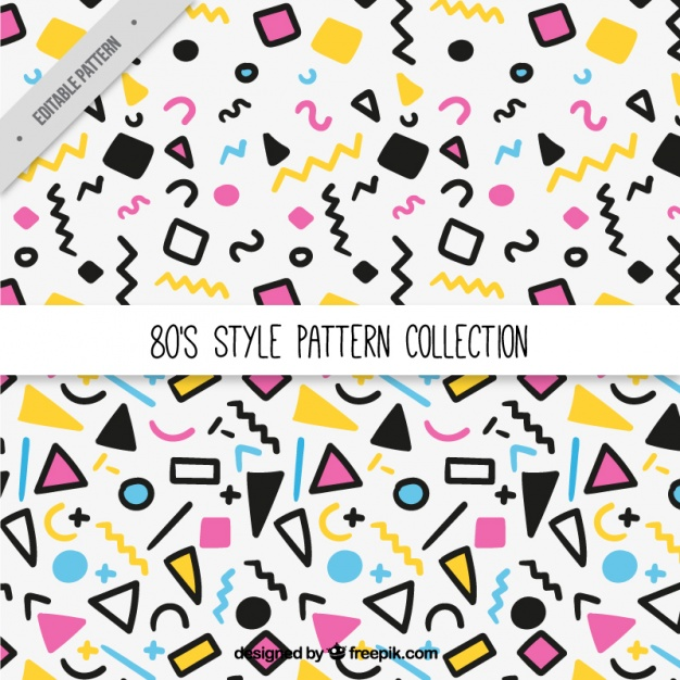 colorful eighties patterns23 2147590154