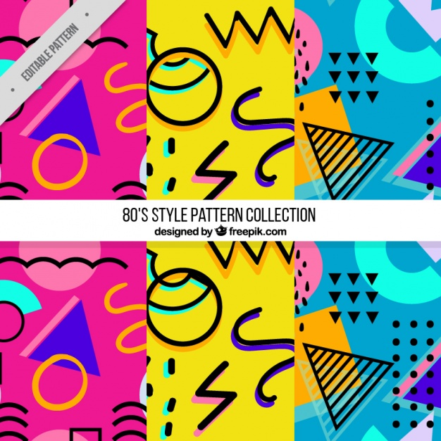 colorful patterns with geometric shapes23 2147594526