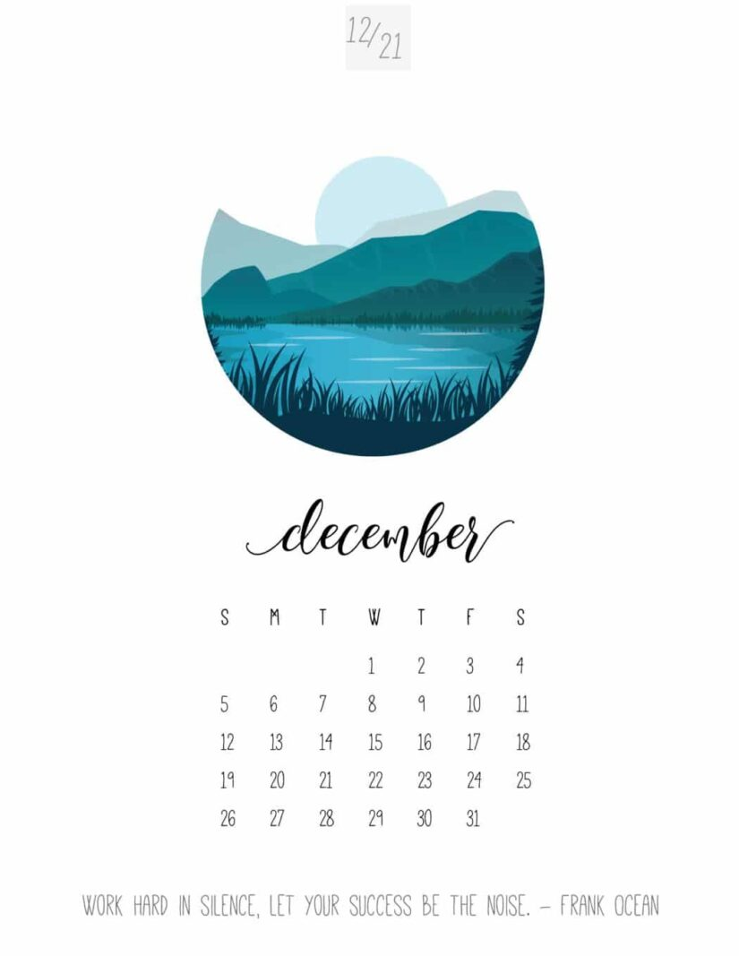 scenic 2021 calendar printable free download world of printables