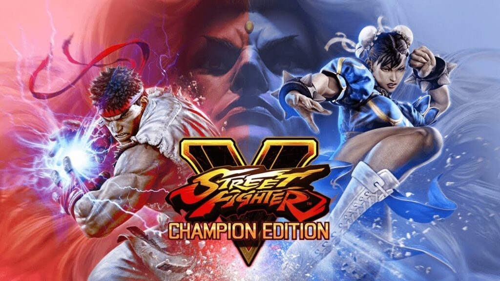 street fighter font free