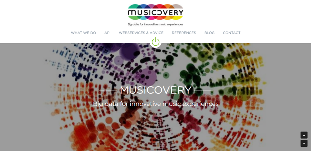 musicovery 1