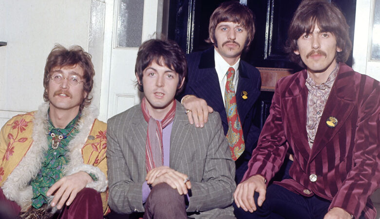 The Beatles GettyImages 1183628511