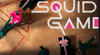 squid game font
